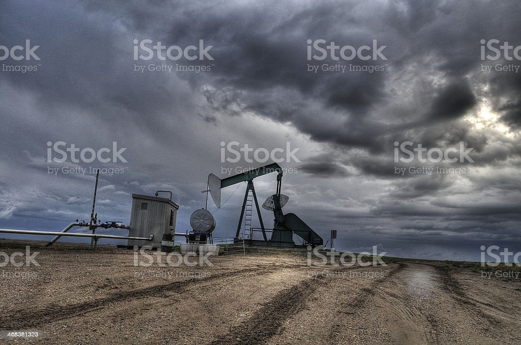 Oil & Gas Tower Power