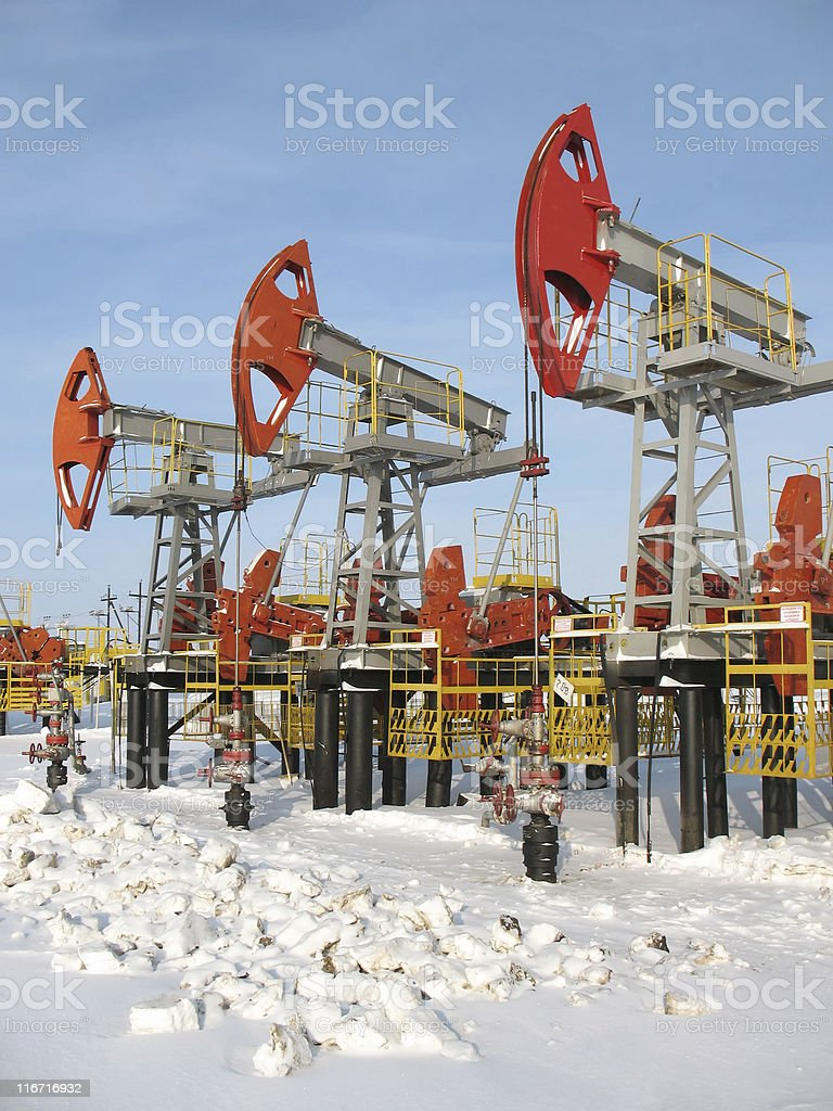 Oil industry 6 royalty-free stock photo