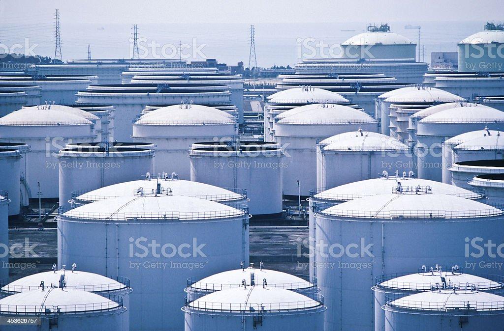 Oil Industry. stock photo