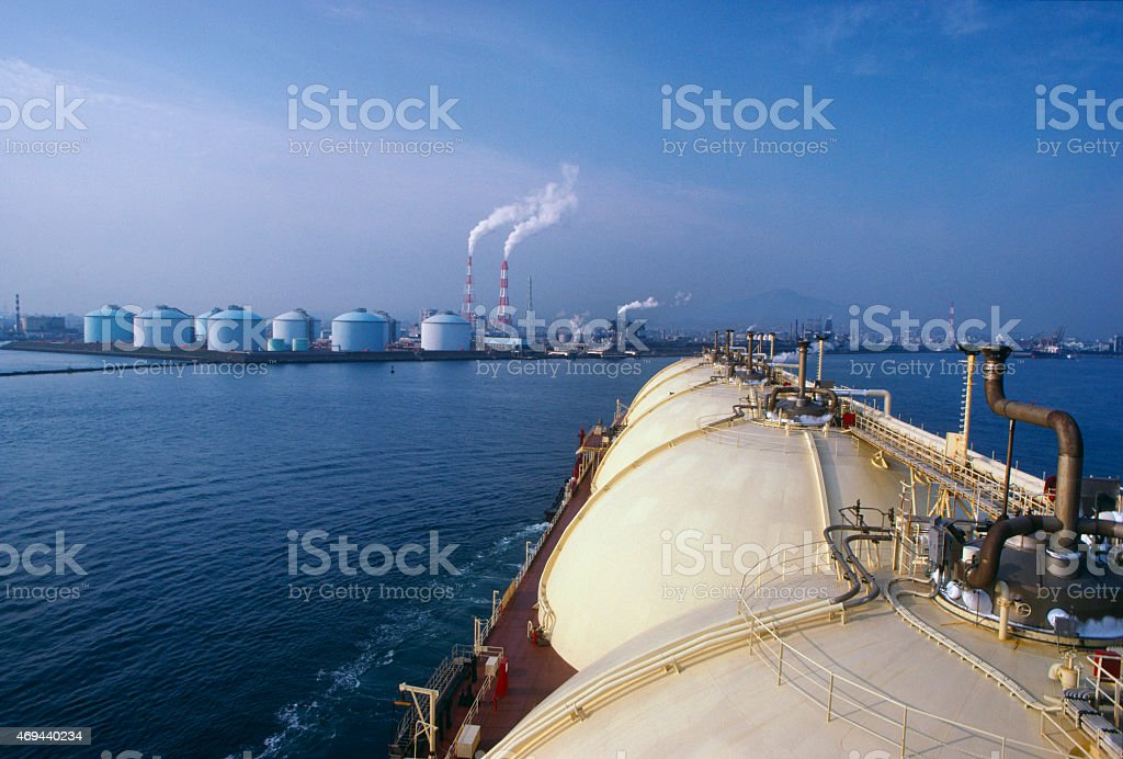 Oil Industry stock photo