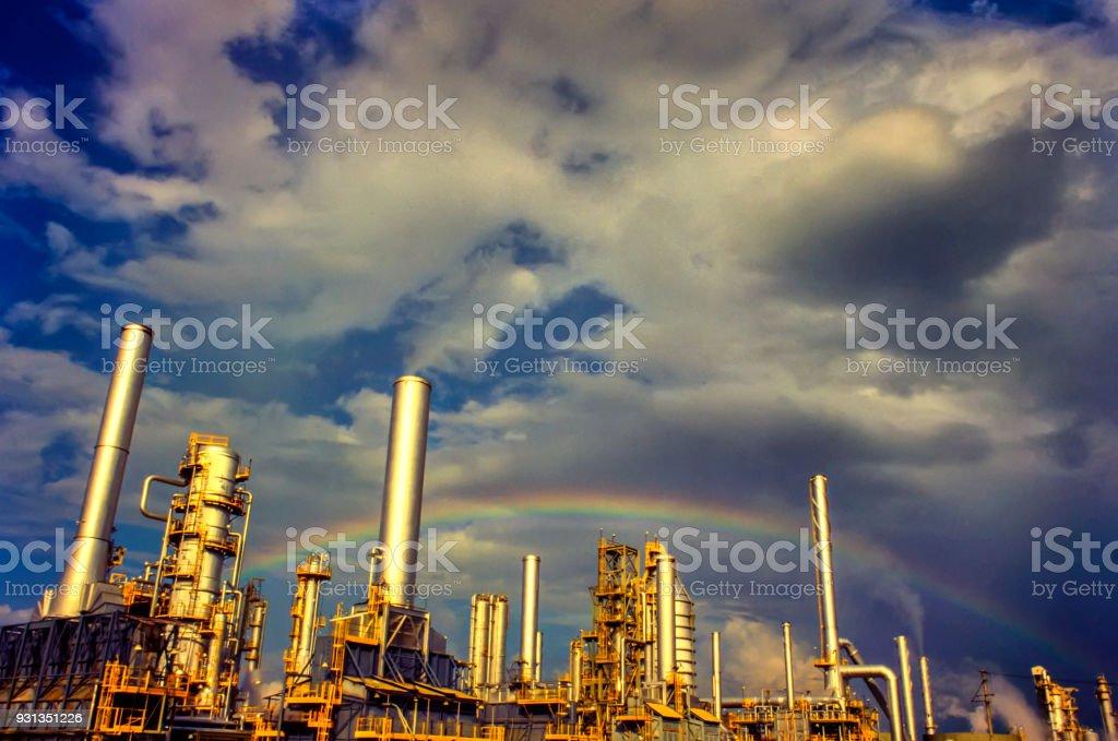 Oil Industry – Foto
