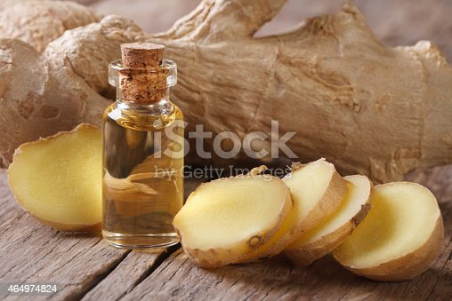 istock oil of ginger in a small glass bottle macro 464974824