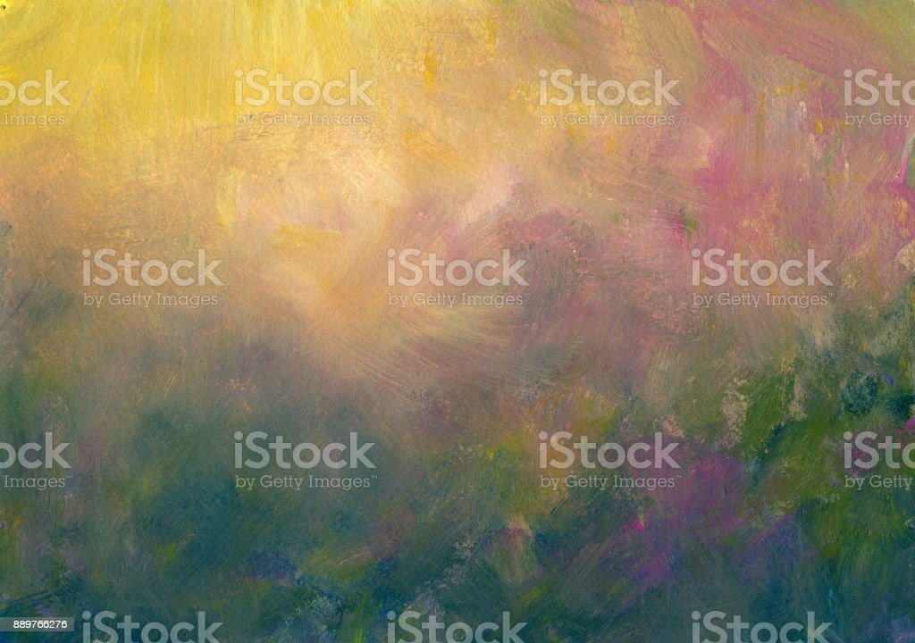 oil painted background stock photo