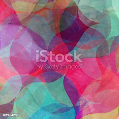istock Oil Painted Pattern 182424283