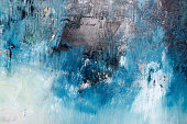 Oil painting abstract texture background