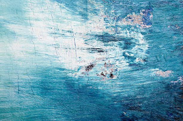 ölgemälde abstrakte textur hintergrund - farbfeldmalerei stock-fotos und bilder