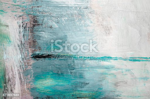istock Oil painting abstract texture background 471832533