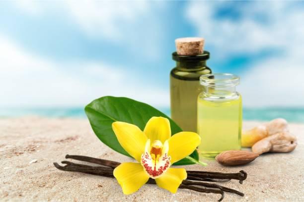 oil. - oli, aromi e spezie foto e immagini stock
