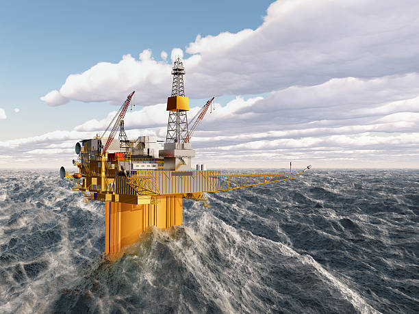royalty free oil rig pictures images and stock photos istock