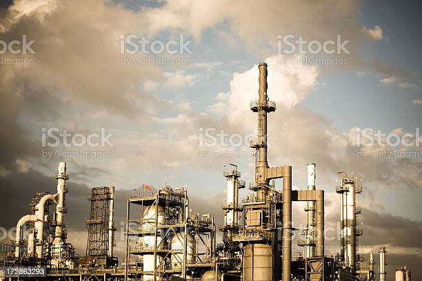 Photo of Oil Refinery