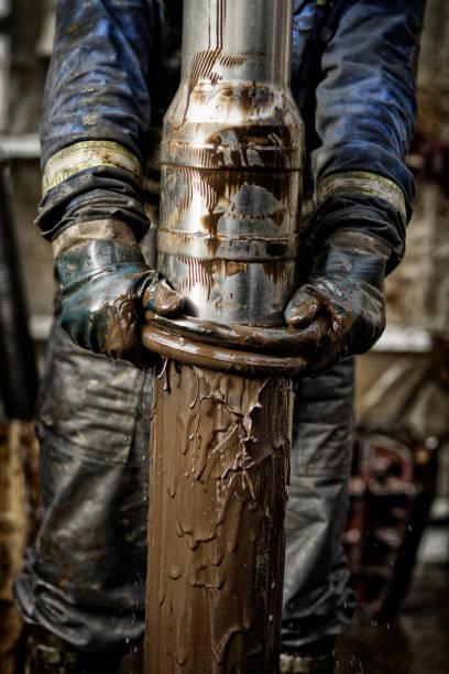 Oil Rig Arbeiter 3.0 – Foto