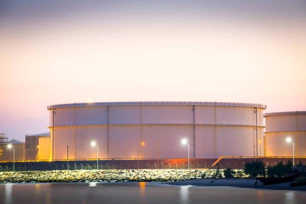 Ölspeichertank – Foto