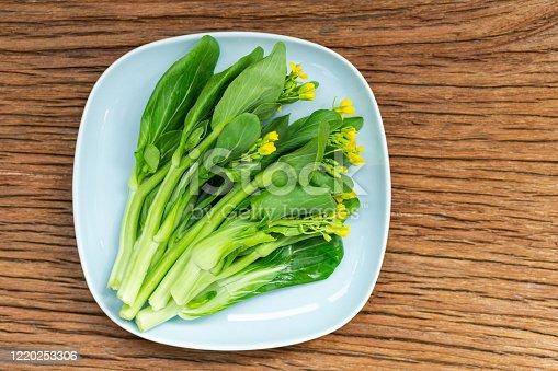 Oilseed Rape flowers