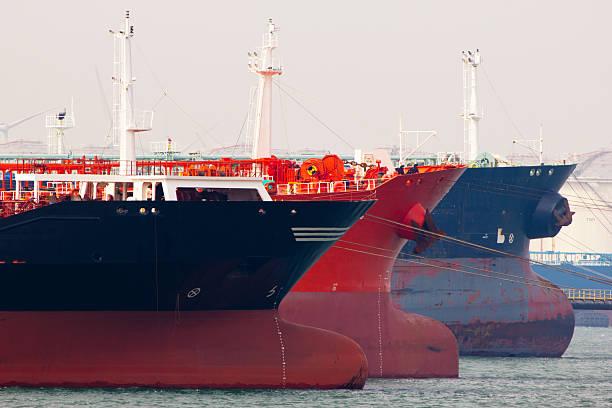 Öl-Tanker – Foto