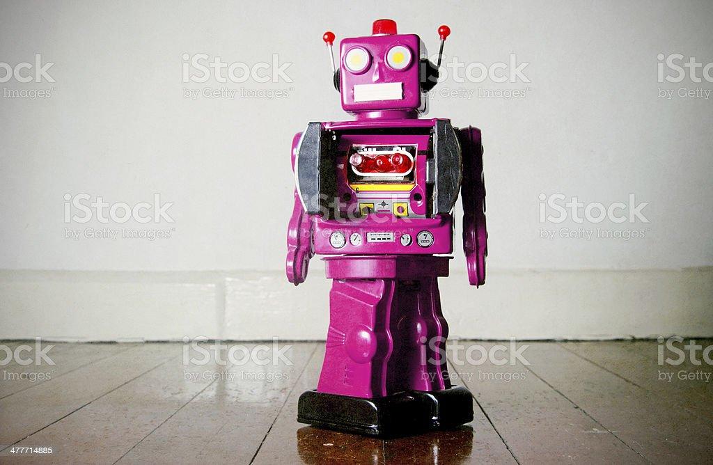 oink robot juguete - Foto de stock de Anticuado libre de derechos