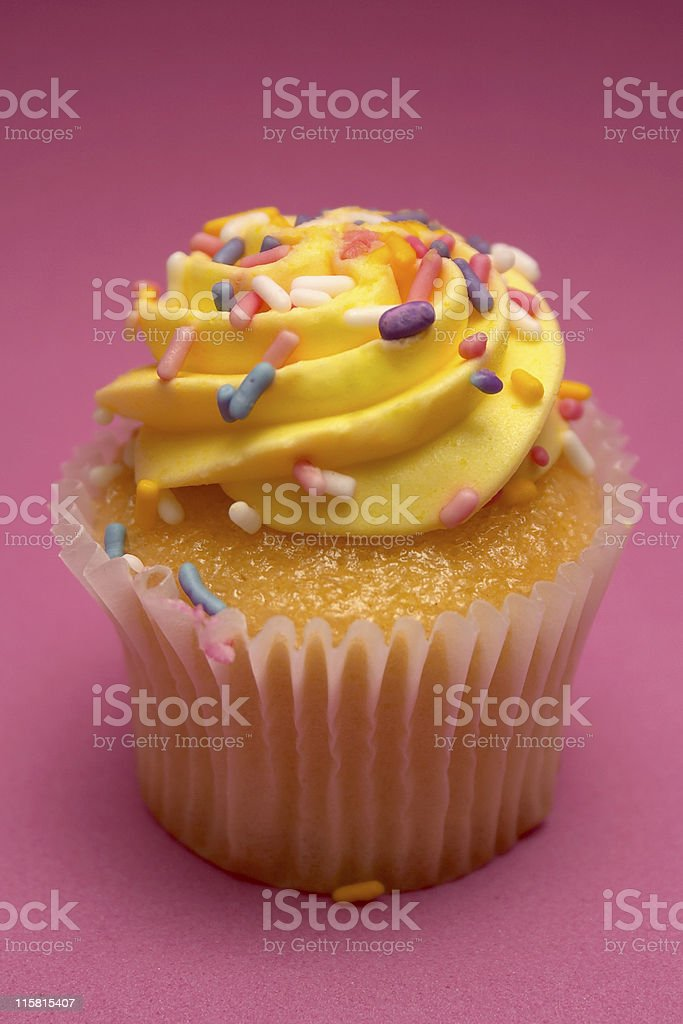 Ok, Cupcake. royalty-free stock photo