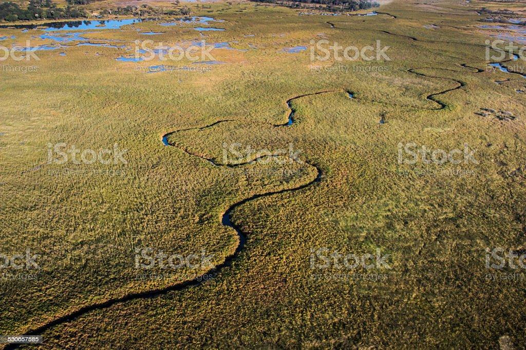 Okawangodelta – Foto