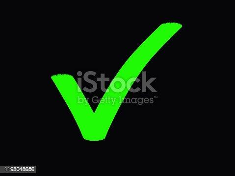 istock okay sign 1198048656