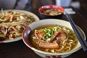 沖縄県、日本の蕎麦
