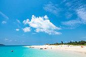 沖縄の魅惑的な海