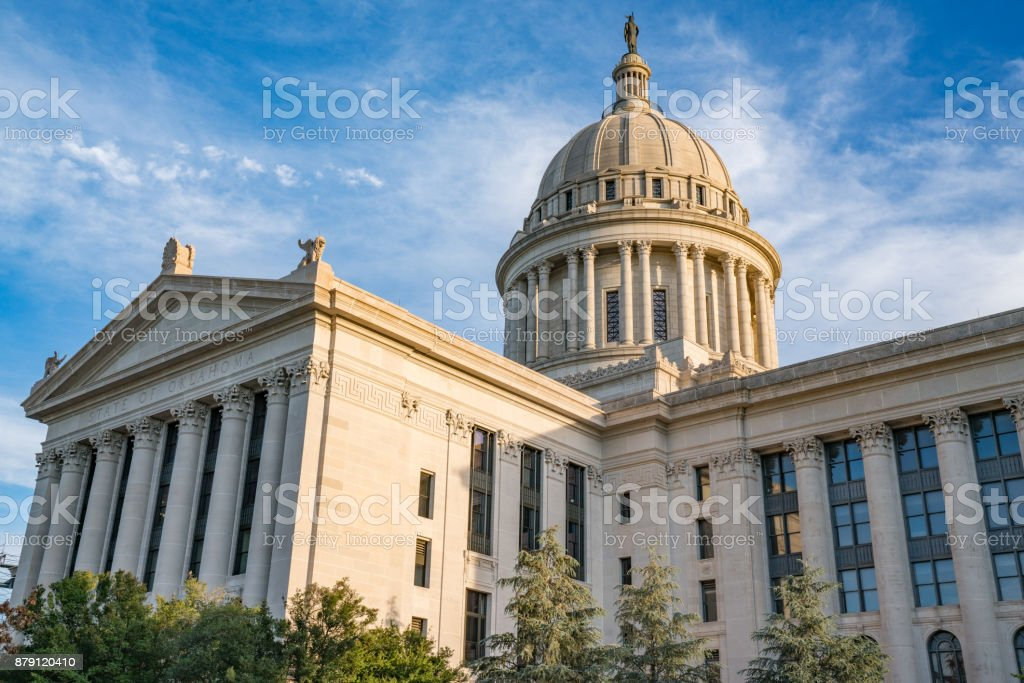 Oklahoma State Capital Building – Foto
