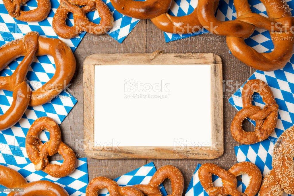 Oktoberfest-Feier-Konzept – Foto