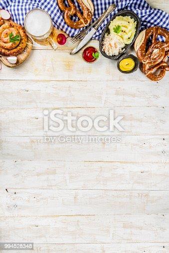 istock Oktoberfest food concept 994528348