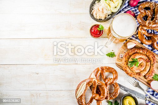 istock Oktoberfest food concept 994528382
