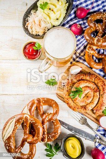 istock Oktoberfest food concept 994530542