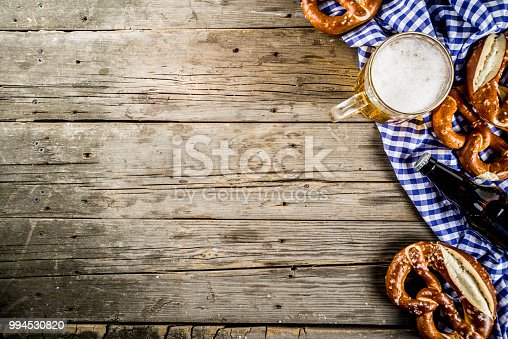 istock Oktoberfest food concept 994530820