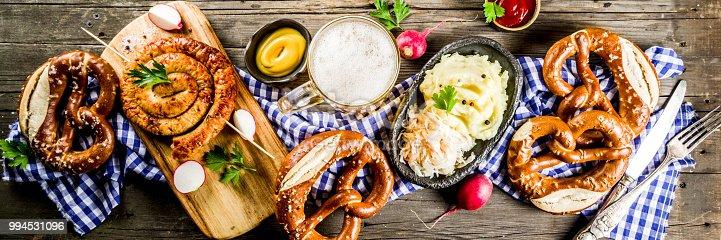 istock Oktoberfest food concept 994531096