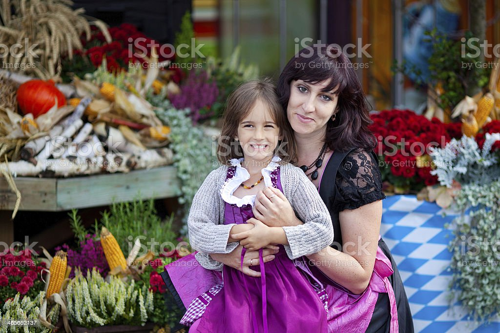 Oktoberfest Girls Stock Photo Download Image Now Istock