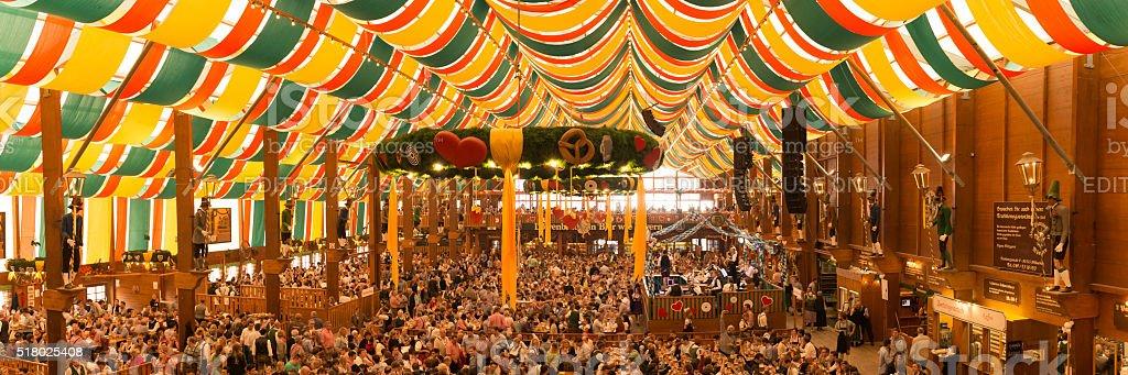 Oktoberfest Munich - foto de stock