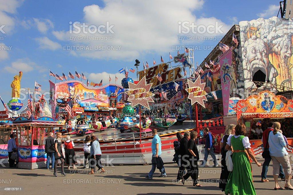 Oktoberfest royalty-free stock photo
