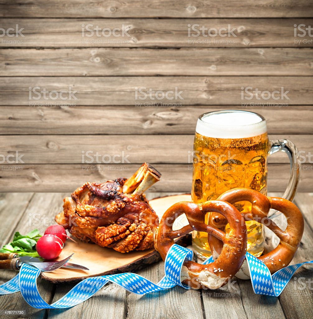 Oktoberfest stock photo