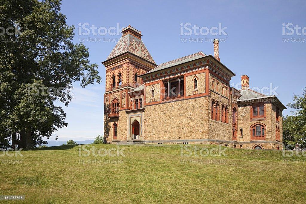 Olana Historic Site stock photo