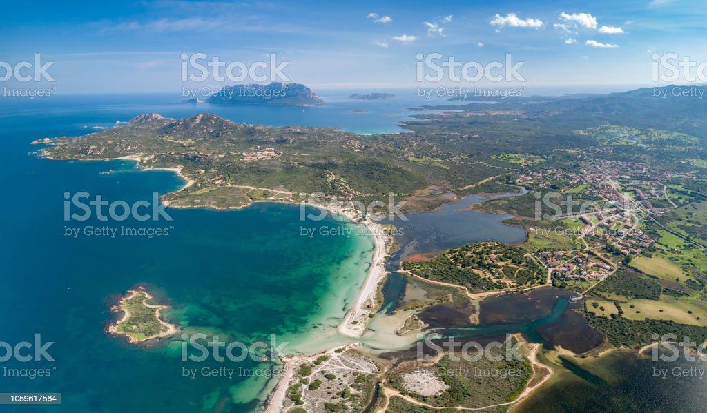 Olbia, Isola Tavolara, Sardinien, Italien – Foto