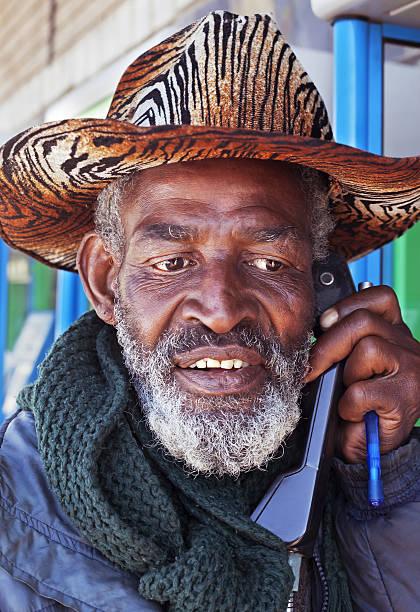 Royalty Free Elderly African Man Mugshot Pictures, Images ...