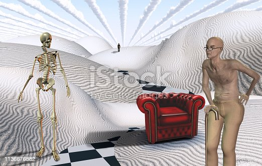 istock Old age 1136676882