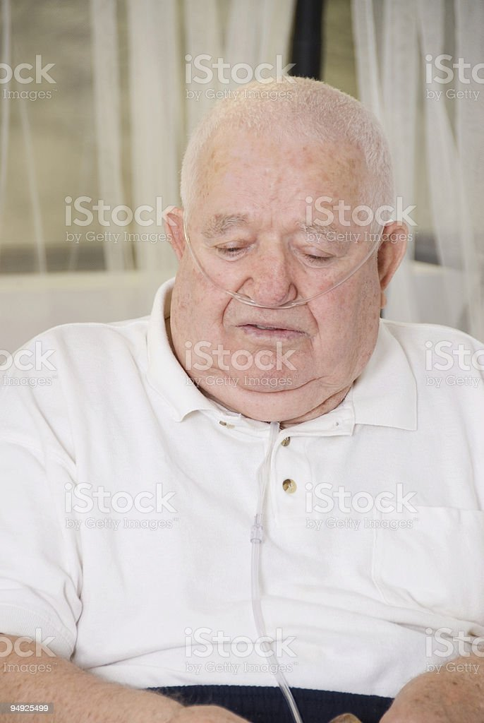Old age royalty-free stock photo