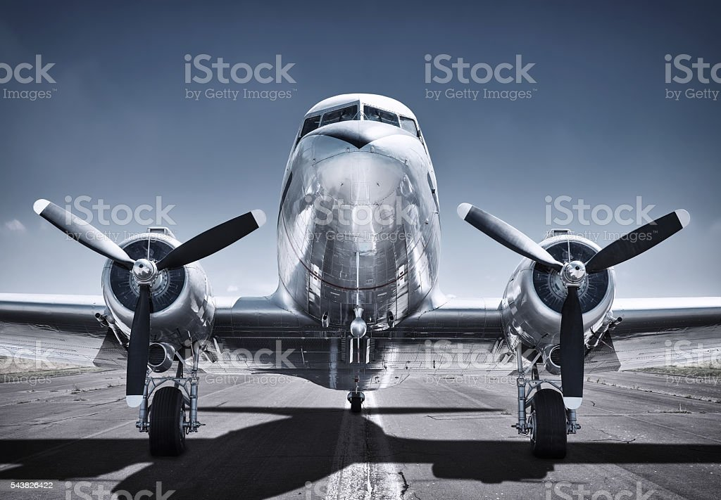 old avion - Photo