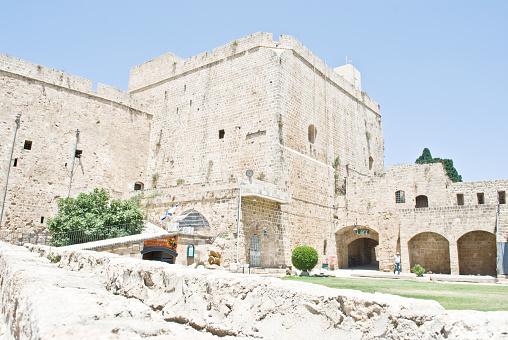 istock Old AKKO Visitors' Center, Acre, Israel 957875604