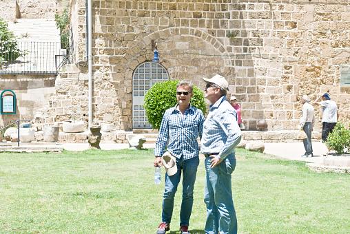 istock Old AKKO Visitors' Center, Acre, Israel 957884438
