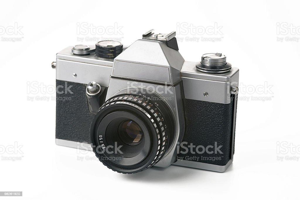 old analogue camera royalty-free stock photo