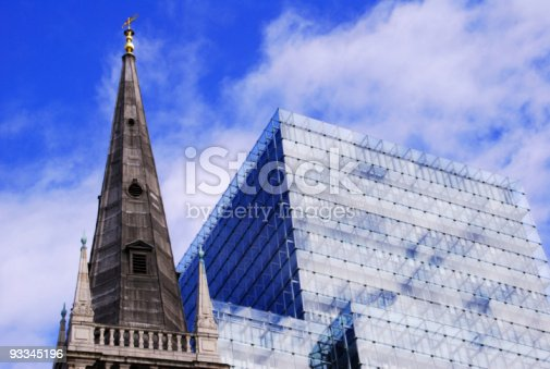 istock Old and new 93345196