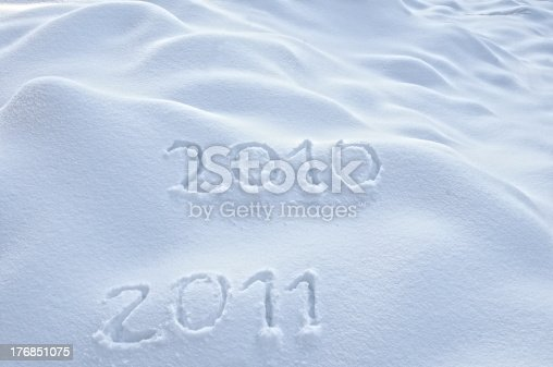 istock Old and New Year 176851075