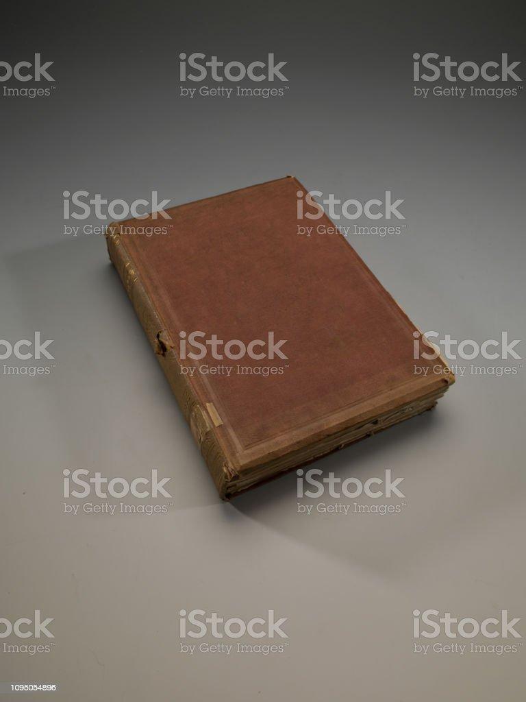 Photo Libre De Droit De Ancien Livre Couverture Rigide
