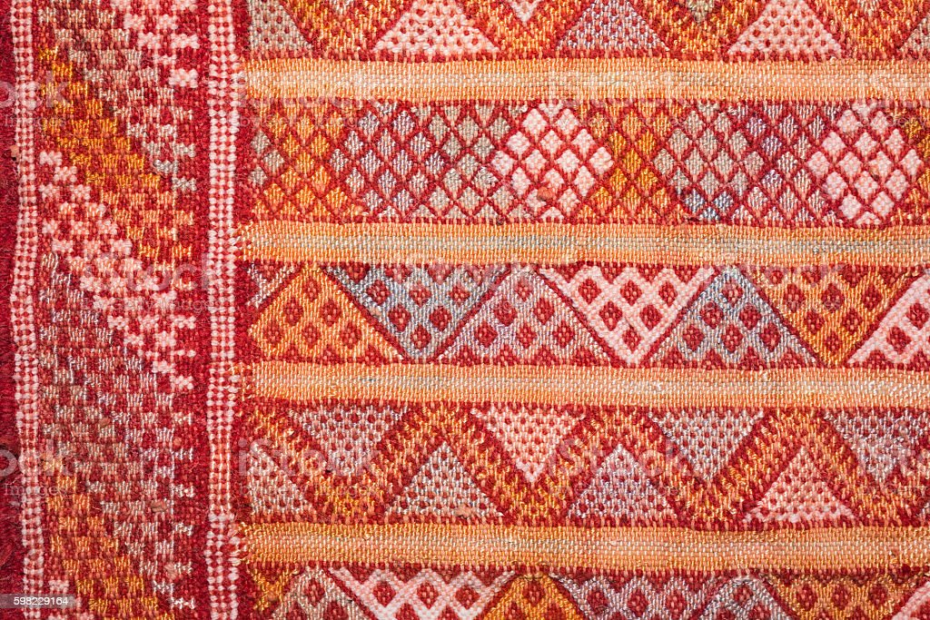 Old Arab loom foto royalty-free