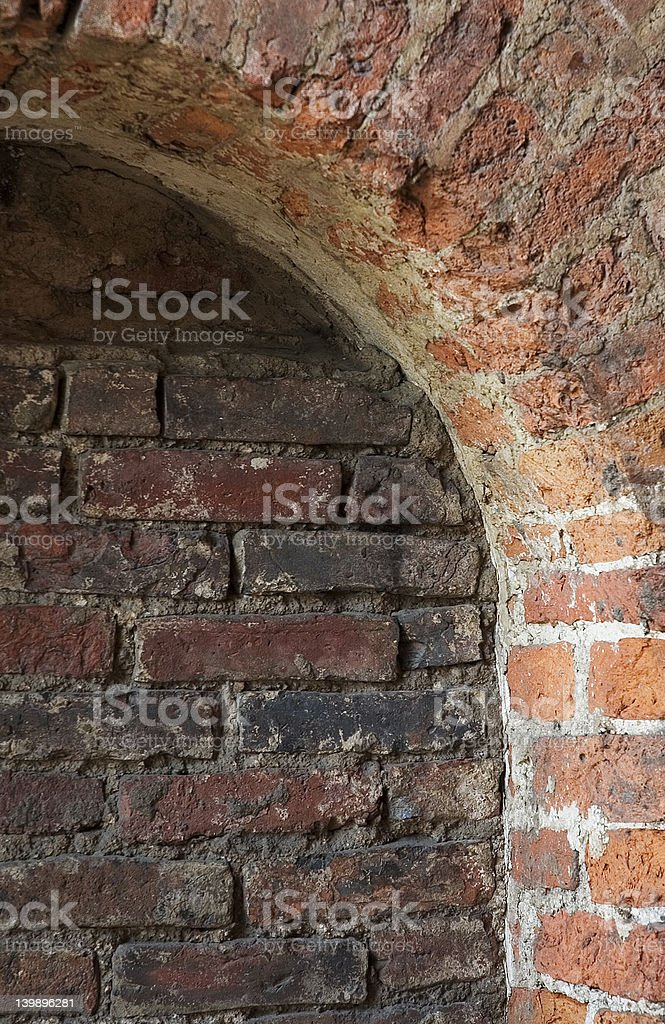 old arch royalty-free stock photo