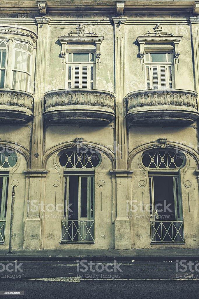 Old Art Deco stock photo